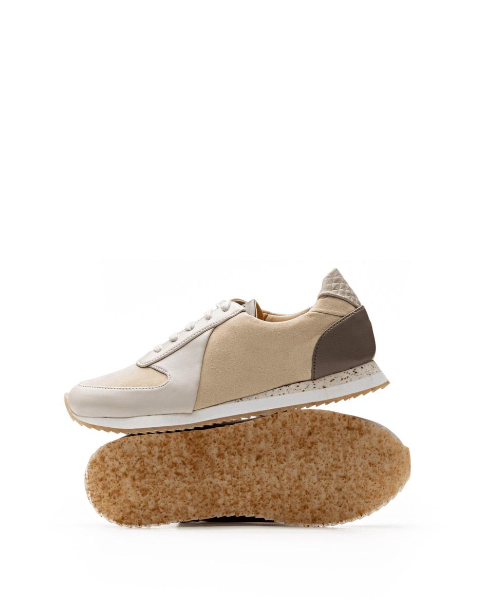 Materiales diseño de calzado sostenible